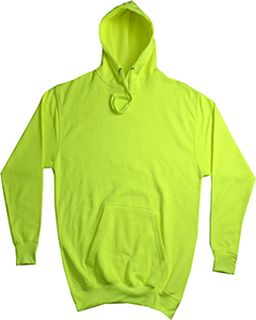 Adult Neon Tie-Dyed Pullover Hoodie
