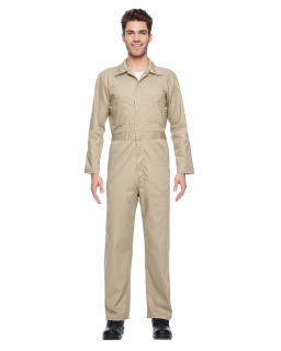 Unisex Flame-Resistant Contractor Coverall 2.0 - Tall