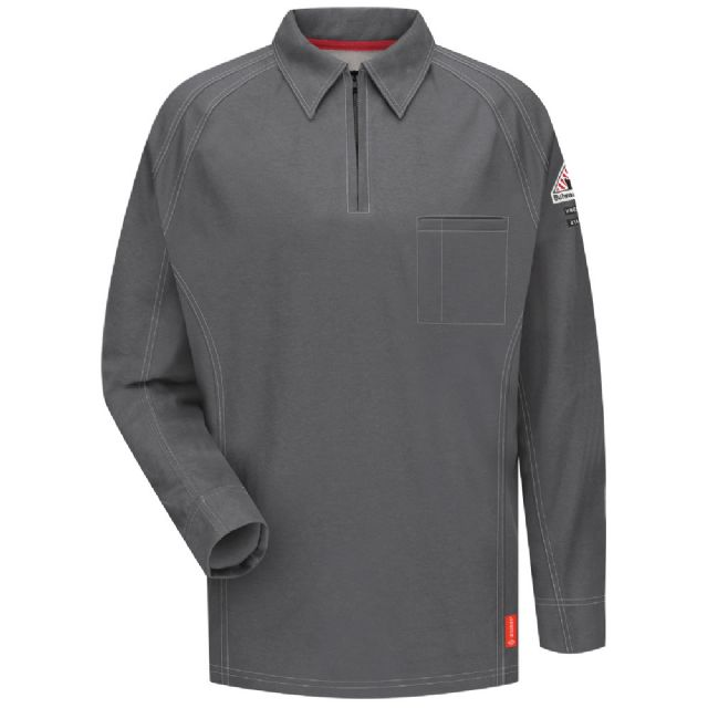 Bulwark IQ Long Sleeve Polo