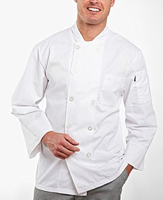Stephano Classic Chef Coat