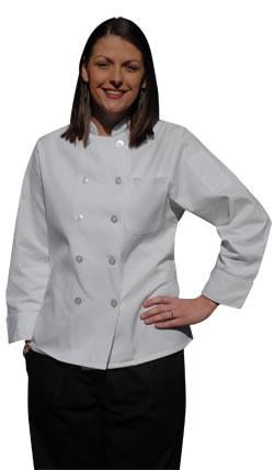 Bettina Women's Chef Coat