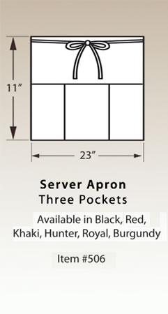 Server Apron