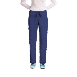 5pkt Shirred Drawstring Pant
