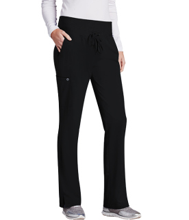 Barco One Women's Knit Waist Cargo Pant
