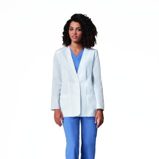 Barco Women's V-Neck Lab Coat