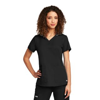 Barco Grey's Anatomy Women's V-Neck Top