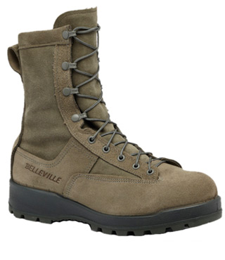 600g Insulated Waterproof Flight Boot - Air Force Flight Approved