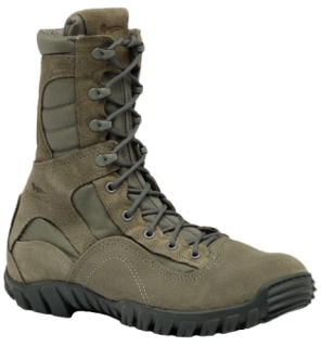 Hot Weather Hybrid Steel Toe Assault Boot