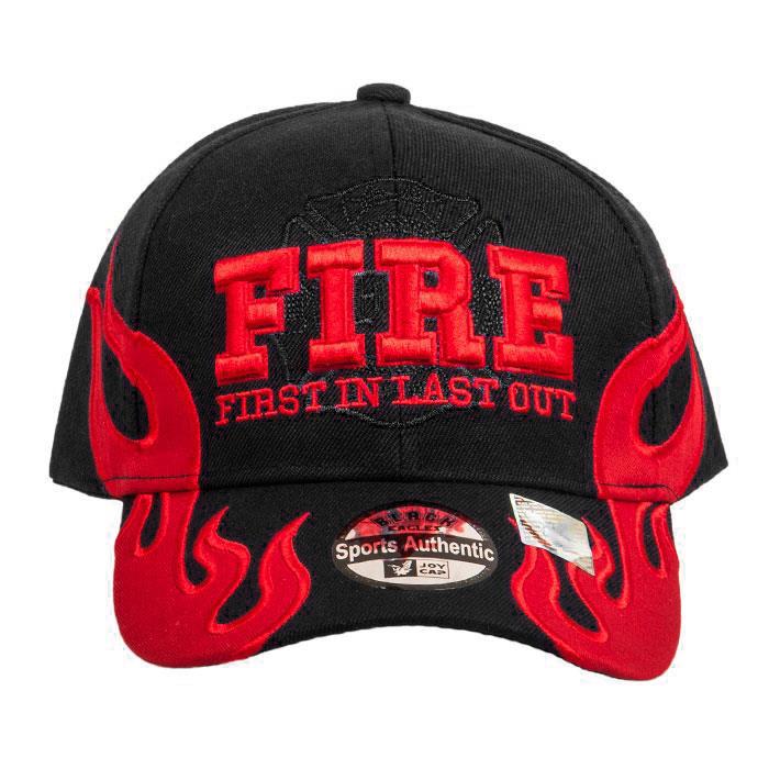 Navy Fire Cap