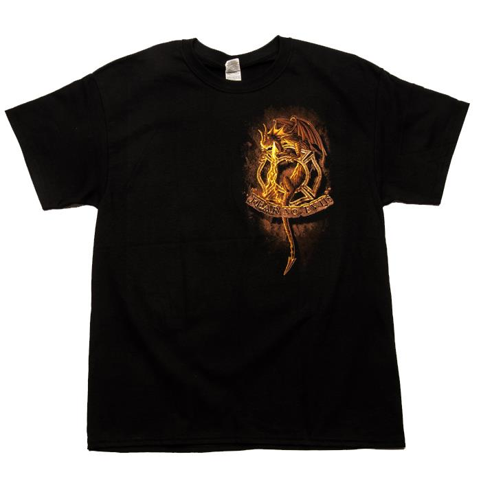 Fire Fighter Dragon T-Shirt