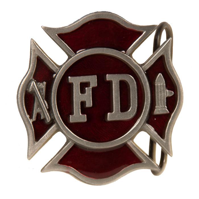 Fire Department Maltese Cross FD