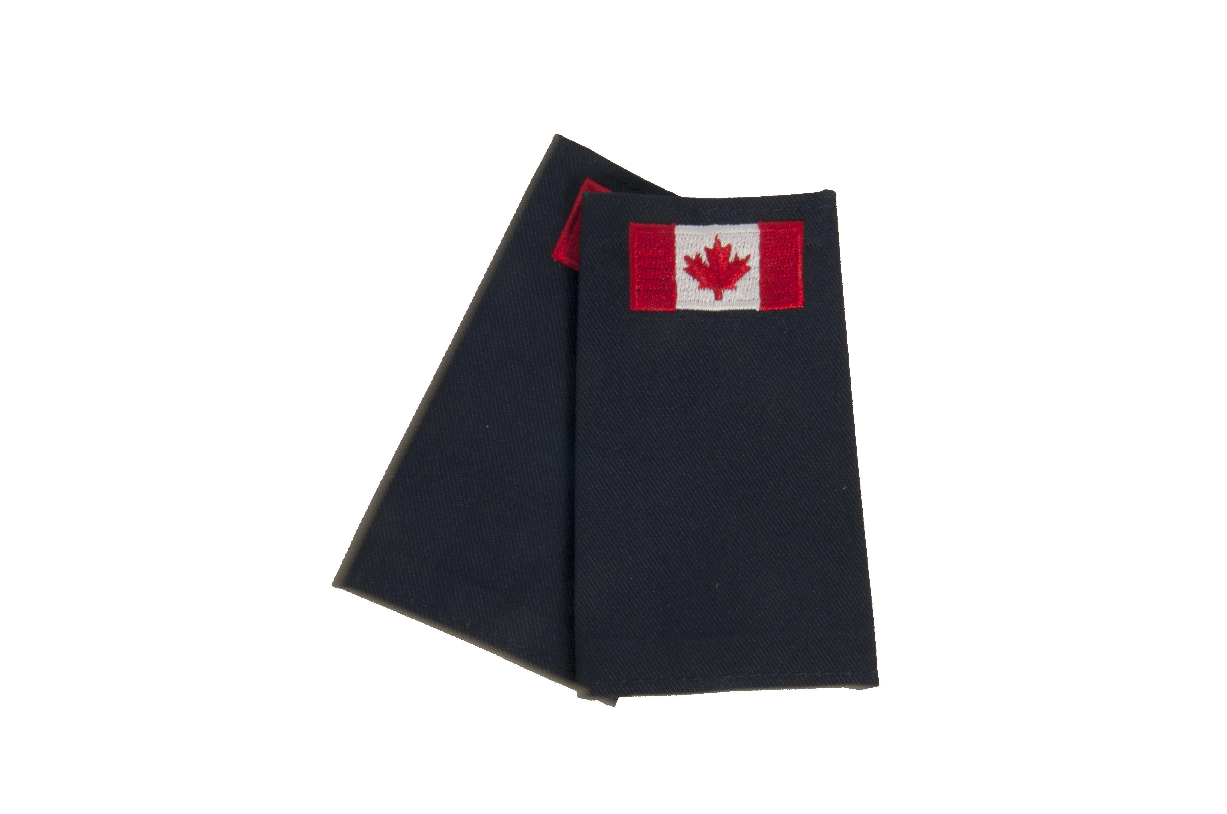 Canadian Flag Only Slip-On