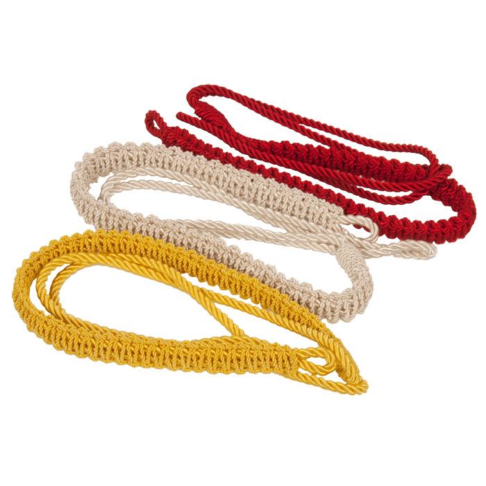 Derks Lanyard (Yellow/Red/Grey/White)