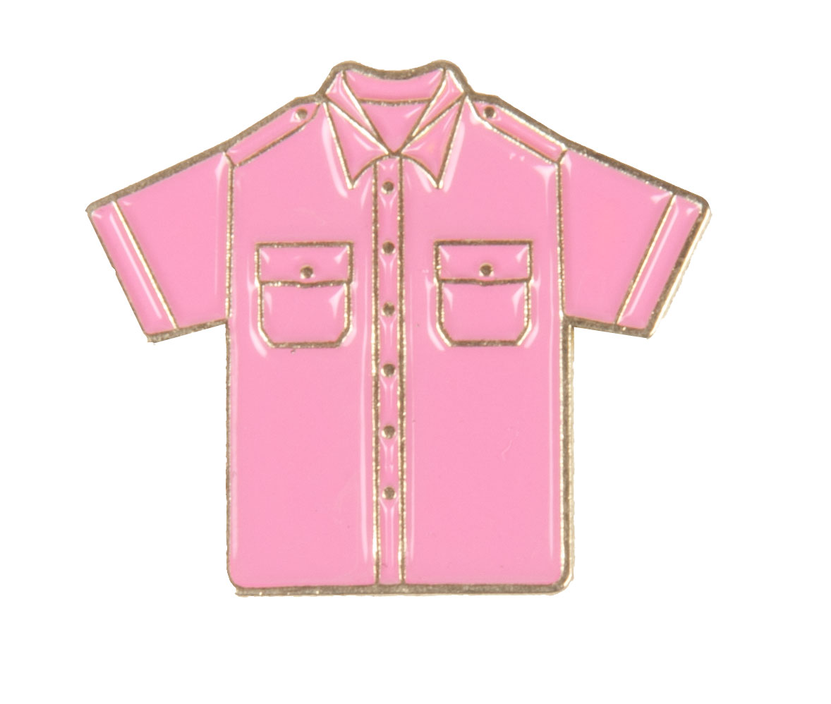 Anti-Bullying Shirt Pin