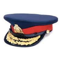 Police Chief 2-Row Oak Leaf