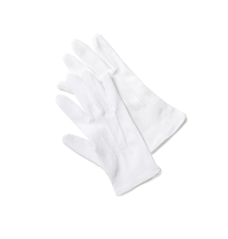 White Dress Glove