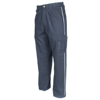 Perf Cttn Pant w Reflect Piping
