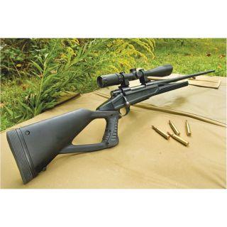 Axiom TH Rifle Stock Howa/Wby SA BDL Blk Polymer Full float