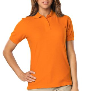 Ladie's High Visibility Pique Polo