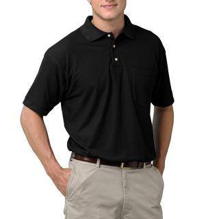 Men's Short Sleeve Superblend Pique With Pocket