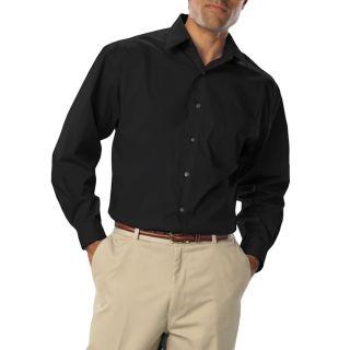 Men's Long Sleeve Easy Care Stretch Poplin