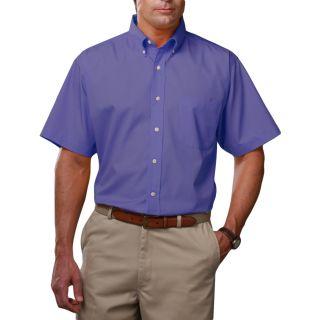 Men's Short Sleeve Oxford