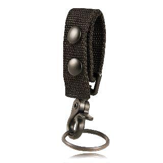 Belt Keeper / Key Ring Combination Deluxe