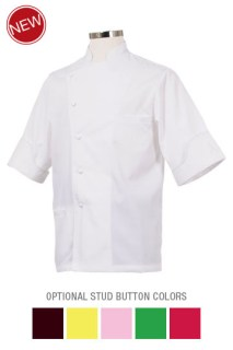 Alain Roby Executive Chef Coat
