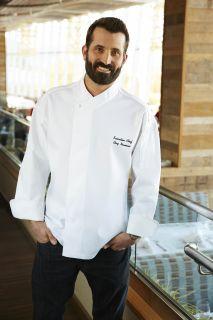 Tours Cool Vent Executive Chef Coat