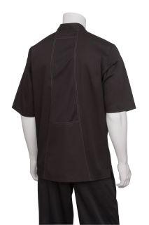 Valais V-series Chef Coat