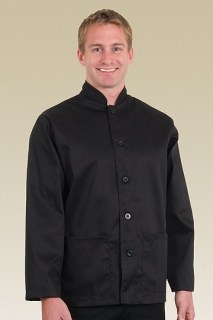 Black Waiter Coat