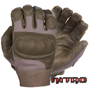 Nitro™ Kevlar® Gloves w/ Hard Shell Knuckles,Coyote Tan