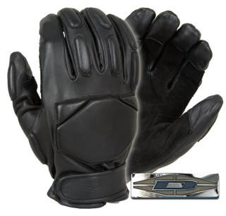 Responder™ Gloves - Full Finger Leather w/Reinforced Palms