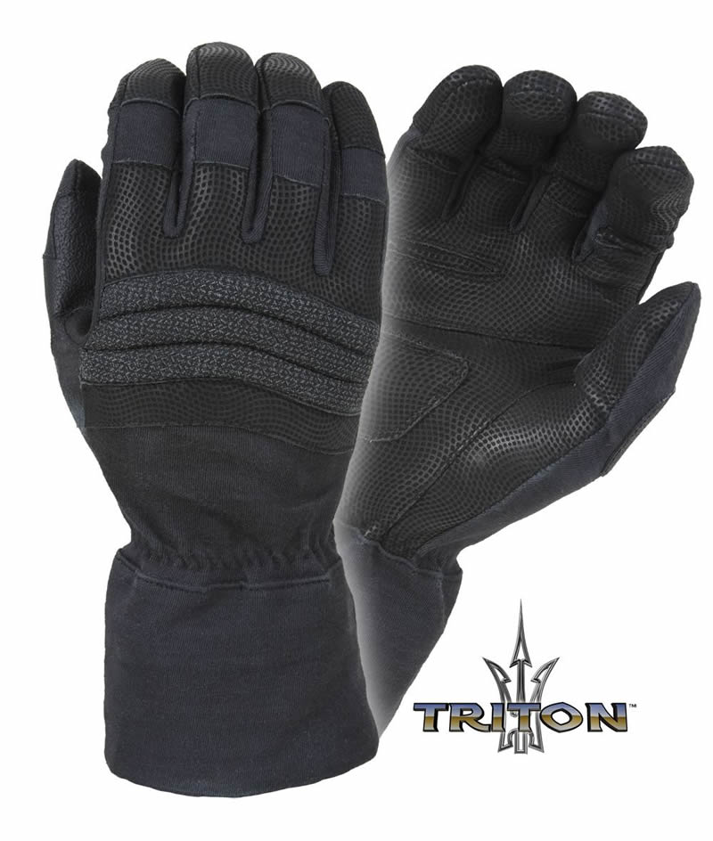 Triton™ Gloves With Fire Retardant Leather