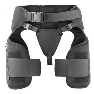 IMPERIAL™  Thigh / Groin Guards with Molle System