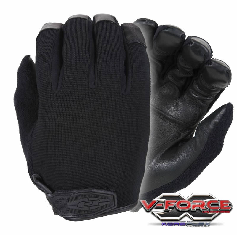 V-Force® Ultimate with Koreflex MicroArmor™ finger tip protection