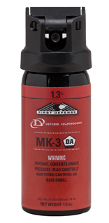 First Defense® MK-3, 1.3% Red Cone