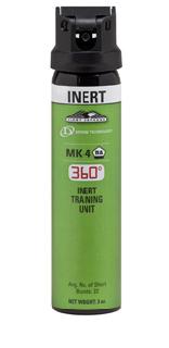 First Defense® MK-4, Inert Stream