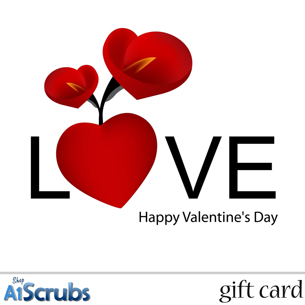 Valentines Day 1 - E-Gift Card