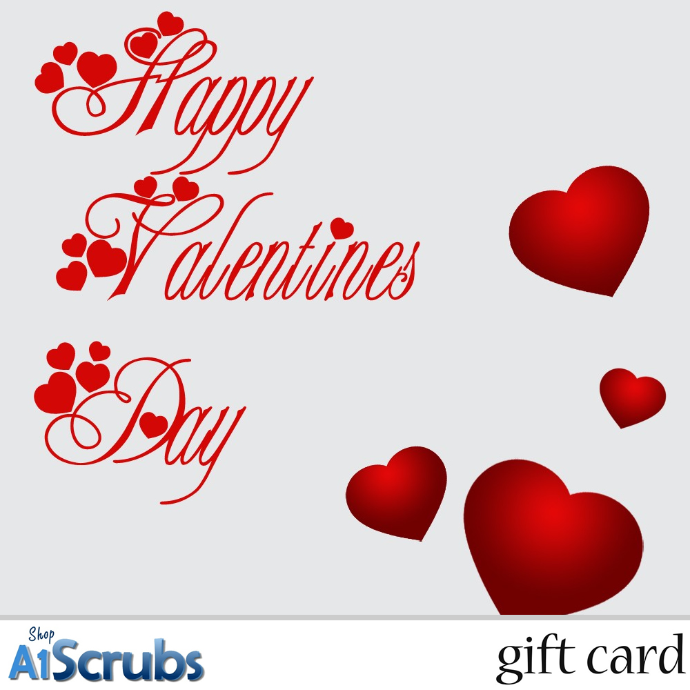 Valentines Day 2 - E-Gift Card