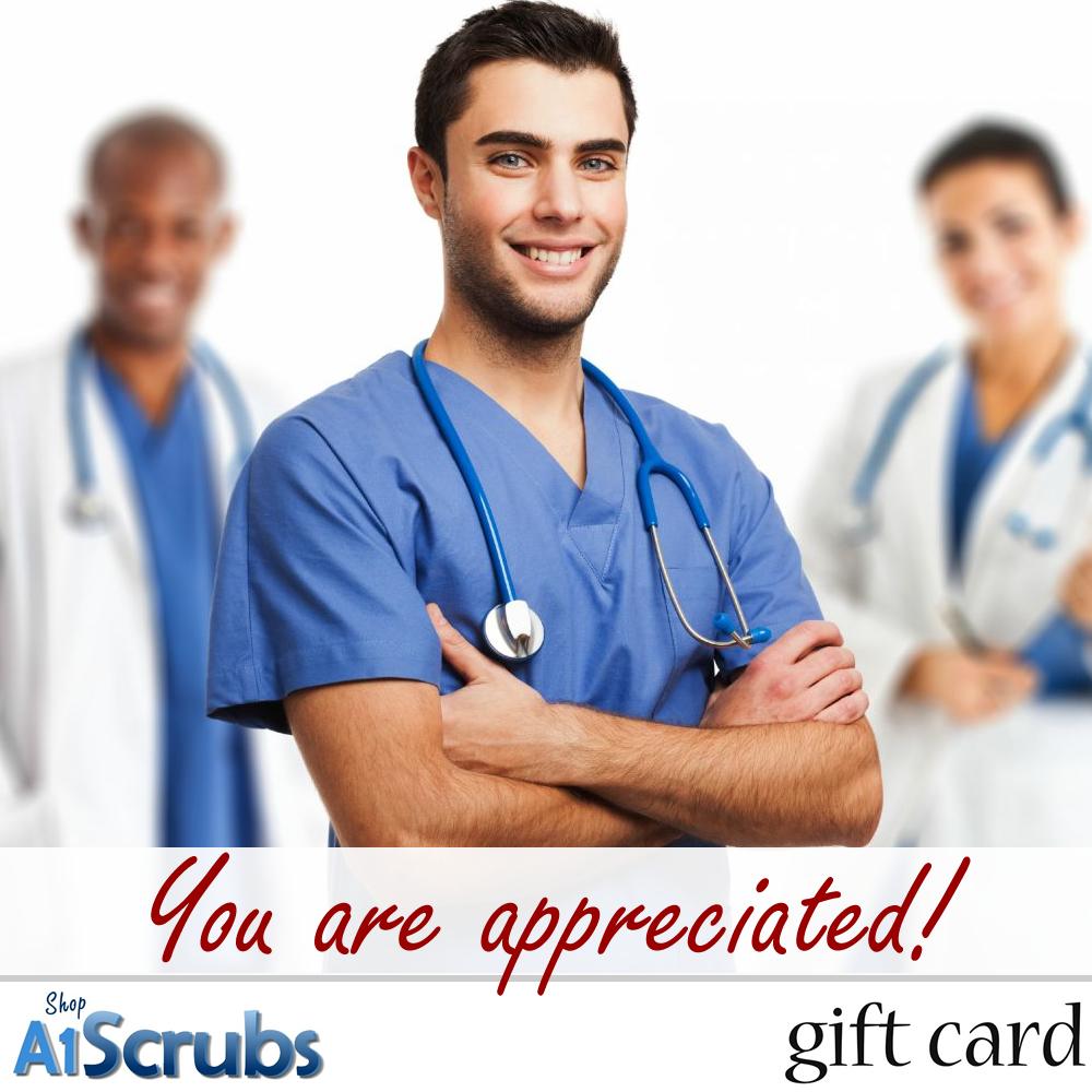 You Are Appreciated - E-Gift Card