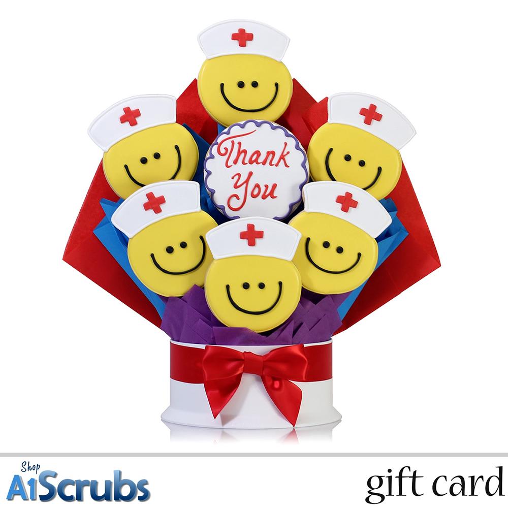Thank You Bouquet - E-Gift Card