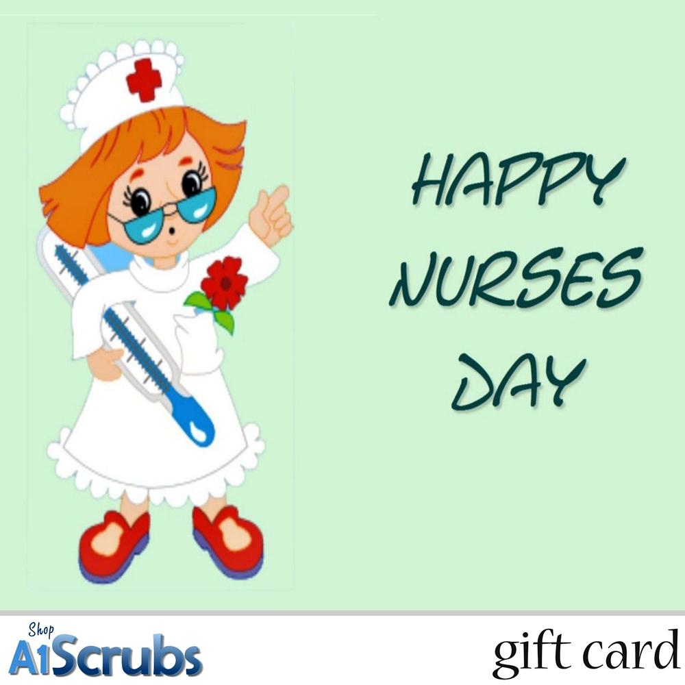 Happy Nurses Day - E-Gift Card