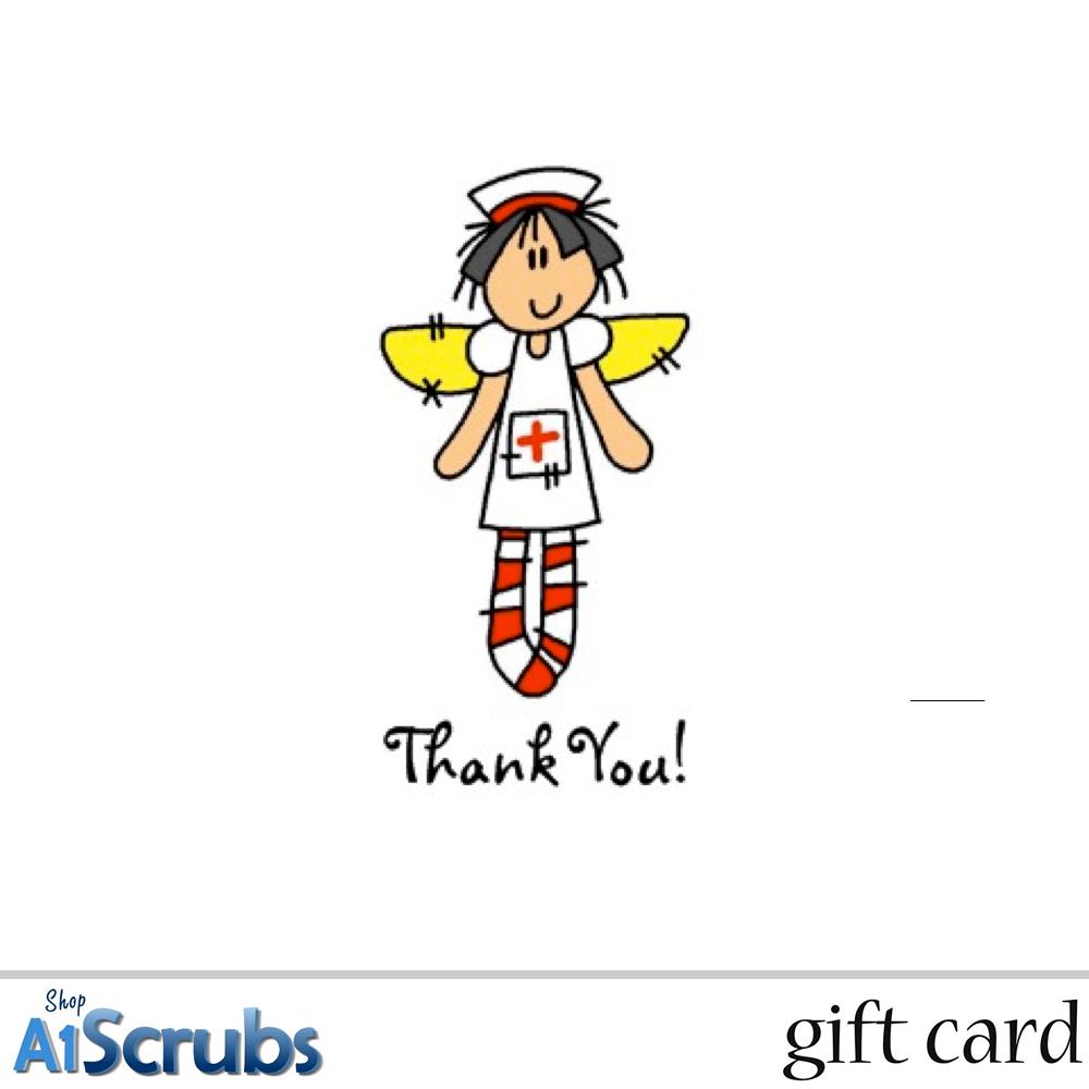 Thank You Angel - E-Gift Card