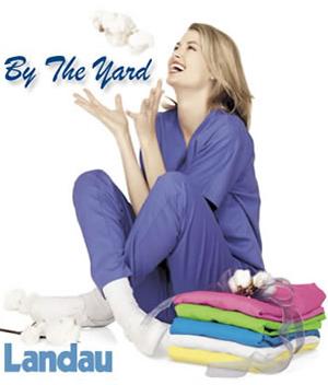 Landau fabric