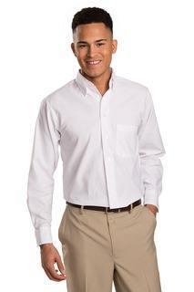 Edwards Oxford Long Sleeve Shirt - Men's