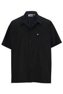6 Button Mesh Back Cook Shirt