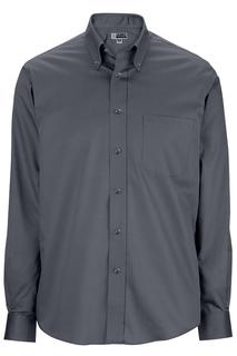 Edwards Mens No-Iron Button Down Dress Shirt
