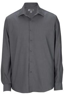 Edwards Mens No-Iron Stay Collar Dress Shirt