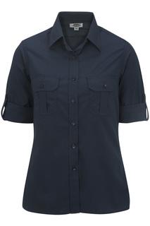 Edwards W Roll Sleeve Shirt